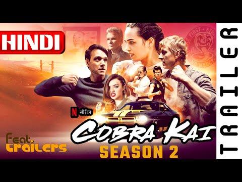 Cobra Kai (2019) Season 2 Netflix Official Hindi Trailer #1 | FeatTrailers