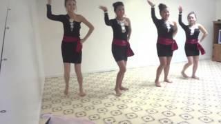 Nkauj Hmong Lansing - Thai/Laos Dance