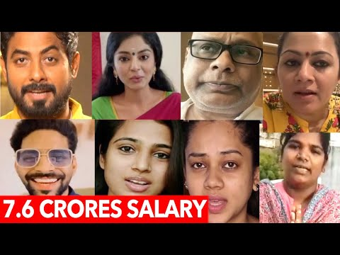 Bigg Boss 4 Participant Total Money Earned in Bigg Boss House | Full List | Aari | Balaji | Vijay Tv