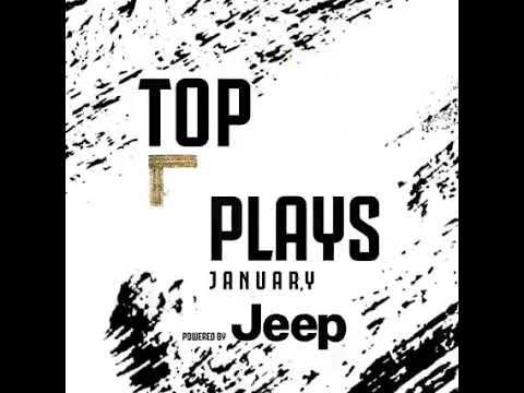 5 aksi terbaik januari dipersembahkan oleh Jeep ForzaJuve