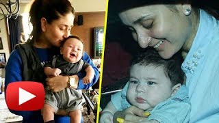Saif Ali Khan does not like Kareena Kapoor Khan's one habit that she does to Taimur Ali Khan. Watch the video.  Report By: Abhishek Halder. Edited By: Ajay Mishra.Subscribe now and watch for more of Bollywood Entertainment Videos at http://www.youtube.com/subscription_center?add_user=bollywoodnowRegular Facebook Updates https://www.facebook.com/bollywoodnow.  Twitter Updates https://twitter.com/bollywoodnow  Follow us on Pinterest: https://pinterest.com/bollywoodnow  Follow us on Google+ : https://plus.google.com/+bollywoodnow