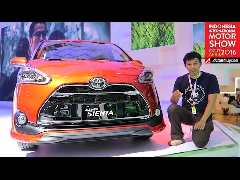 FI Review Toyota Sienta Indonesia From IIMS 2016