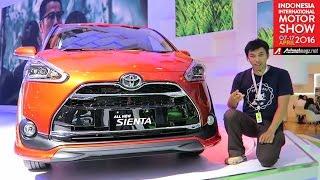 Video FI Review Toyota Sienta Indonesia From IIMS 2016 MP3, 3GP, MP4, WEBM, AVI, FLV November 2017