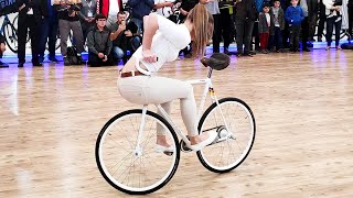 Amazing Bike Stunts at ANOTHER LEVEL