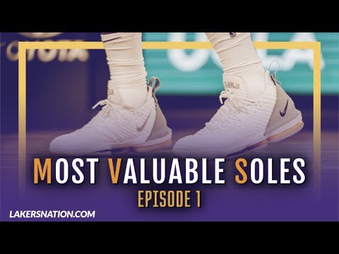 Video: Lakers Nation: Most Valuable Soles Episode 1- A Run Down Of The Weeks Best Laker Kicks