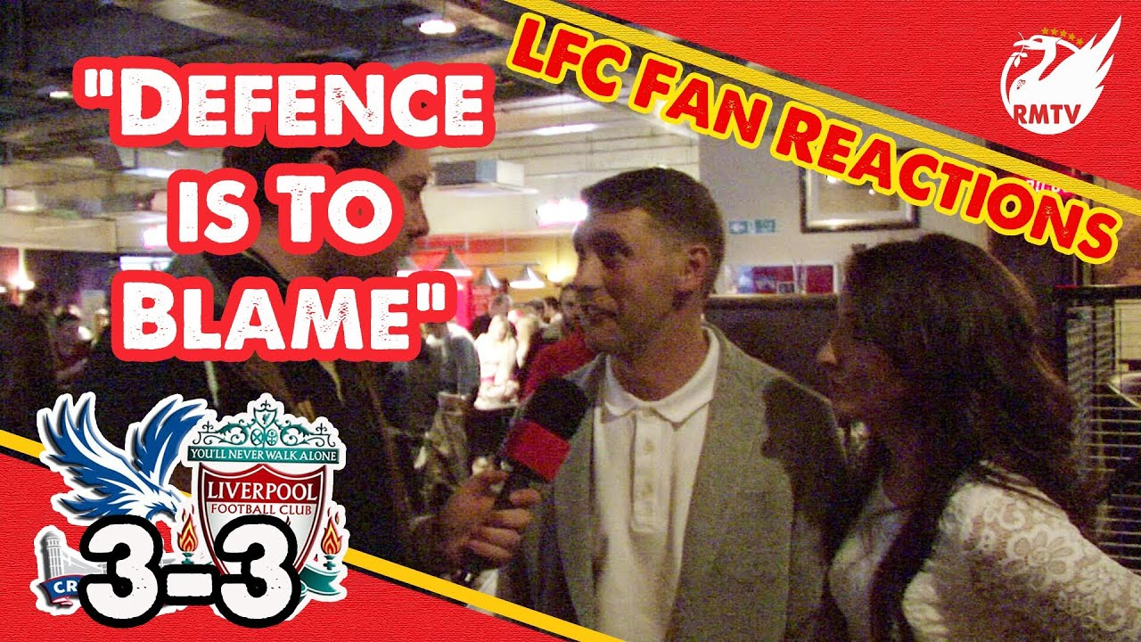 """Defence is to Blame"" 