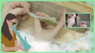ROLLING AN L | HOW TO by Jenny Wakeandbake