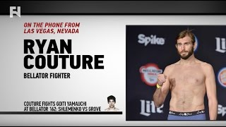 Bellator 162: Ryan Couture 'Embracing' the Family Name by Fight Network