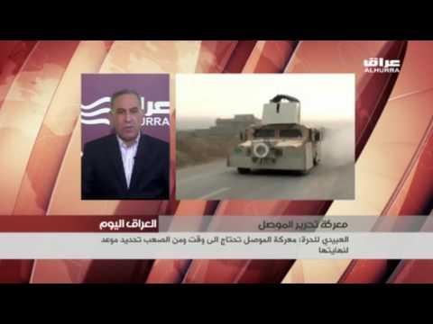 خالد العبيدي يوضح التأثير السلبي للتواجد التركي في العراق على عمليات تحرير نينوى