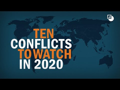 10 Conflicts to Watch in 2020