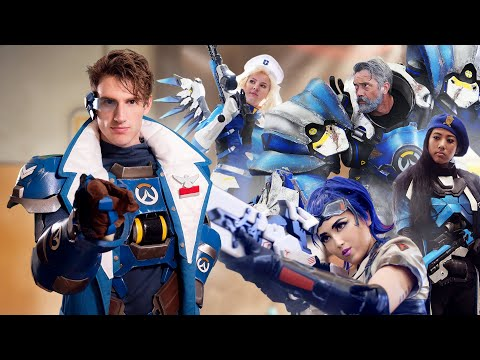 How To Get Good At Overwatch | Overwatch Live Action