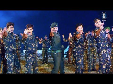 Bhojpuri HD video song Pakistan Suna Chin from movie India verses Pakistan