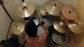 Incredible Drummer With No Hands