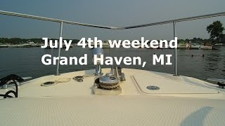 Grand Haven (MI) United States  city pictures gallery : 4th of July weekend 2015 in Grand Haven, MI