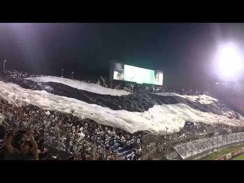 Recibimiento Olimpia vs Emelec - La Barra del Olimpia - Olimpia