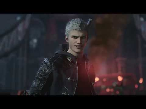 Trailer Gameplay Game Awards 2018 de Devil May Cry 5