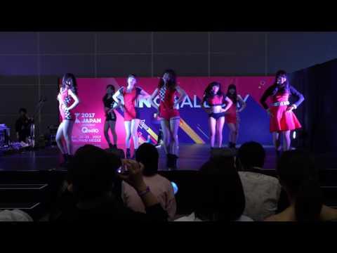 AOS「AOA - 愛をちょうだい feat. TAKANORI NISHIKAWA (T.M.Revolution)」