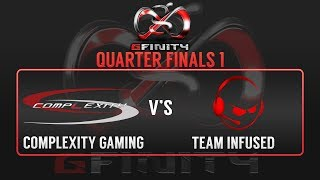 G2: Complexity Gaming vs Team Infused - Quarter Final Match 2