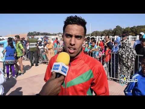فيديو ..السباق الدولي الثامن على الطريق بطانطان -خطوات موسم طانطان -