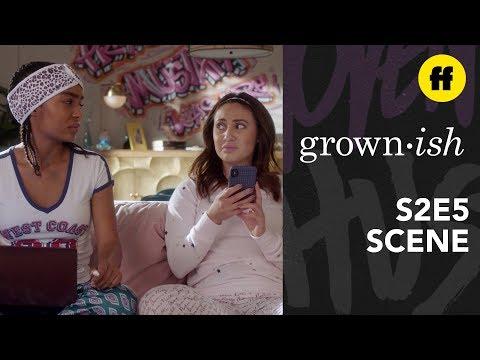 grown-ish Season 2, Episode 5 | The Pros & Cons of Roommates | Freeform