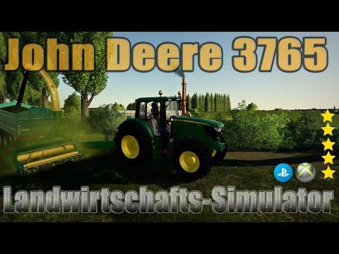John Deere 3765 v1.0.0.0