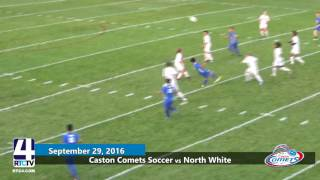 Caston Soccer vs North White Vikings