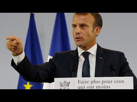 Frankreich: So will Macron die Armut bekämpfen