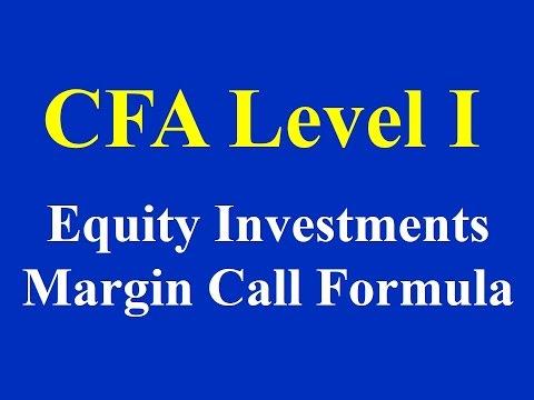 Margin call formula forex