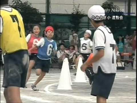 上鷺宮小学校運動会2010