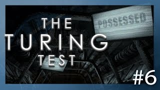 THE TURING TEST: The Drill Site