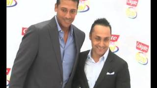 Rahul Bose And Mahesh Bhupathi Talk About Healthy Teeth