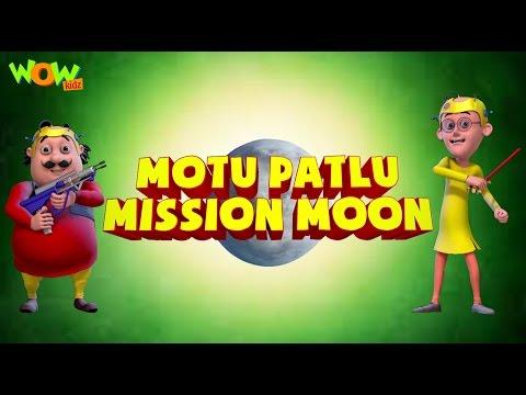 Download Mission Moon - Promo - Motu Patlu HD Mp4 3GP Video and MP3