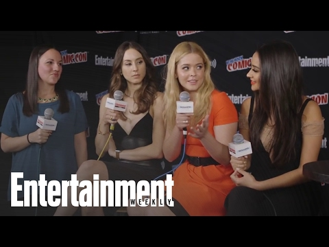 Pretty Little Liars Cast Teases Characters In Upcoming Flashforward Episodes | Entertainment Weekly