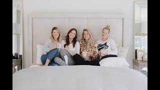 HEY LANDYN // IN BED WITH KAILEY DICKERSON, LAUREN AKINS & CASSIE KELLEY