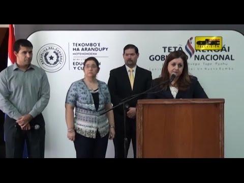 MEC detectó casi 400 posibles planilleros