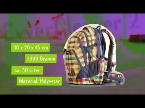 Coocazoo EvverClevver 2 Schulrucksack für Jugendliche
