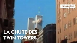 Video 11 Septembre 2001 : la chute des Twin Towers - Le Figaro MP3, 3GP, MP4, WEBM, AVI, FLV Juli 2017