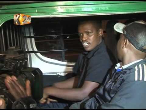Madereva walevi wajipata pabaya kwenye msako wa NTSA (видео)