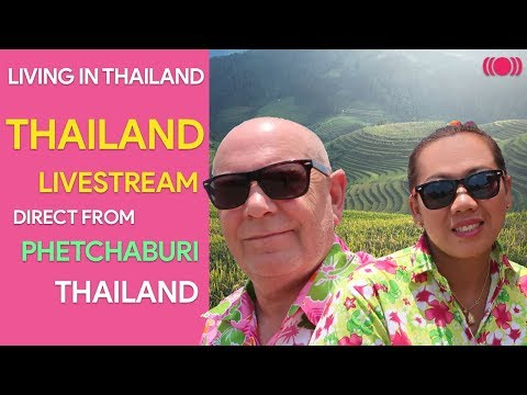 Thailand Livestream With Mem And Simon And Guests Including You.
