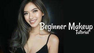 Hi Semuanya! di video kali ini sesuai request aku buat beginner makeup tutorial (ala aku)! Jadi di Video kali ini aku...