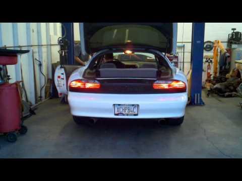 2002 Camaro B4C / Top Gear Motorsports / Texas Speed 228R cam install...first start