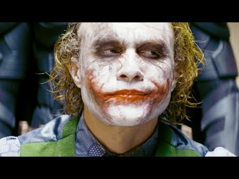 Batman interrogates the Joker | The Dark Knight [4k, HDR]