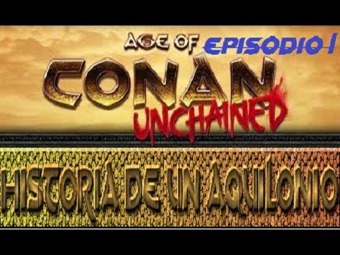 Gameplay – Age of Conan Español – Historia de un Aquilonio – Episodio 1