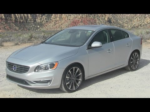 2014 Volvo S60 First Drive Review: Turbo & Supercharged Swedish wonder car
