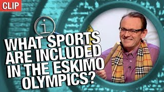 June 23: On this day in 1894, the International Olympic Committee was founded.For more visit http://qi.comFrom QI Series I, Episode 16