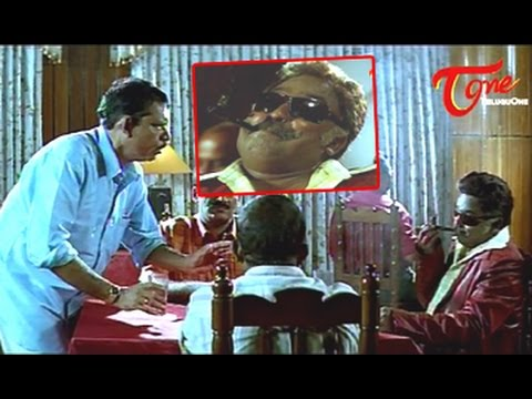 Bijukuttan as Justice Chowdary || Comedy Scene from Speed Police