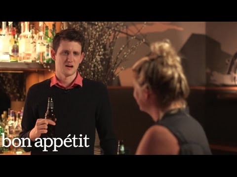 Shot and a Beer With Zach Woods
