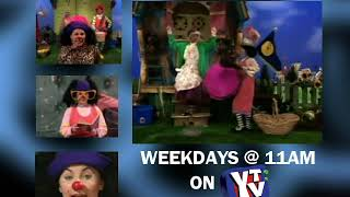 Big Comfy Couch Promo (1998   YTV)