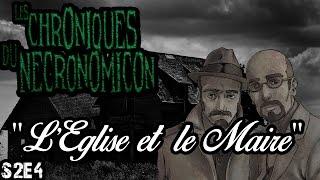 S2E4 - Les Chroniques du Necronomicon -