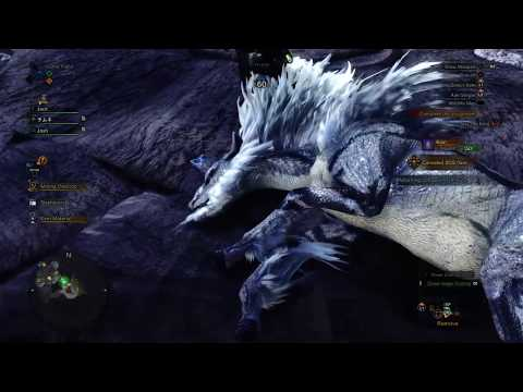 "Monster Hunter World ""Thunderous Rumble in the HIghlands"" Tempered kirin"